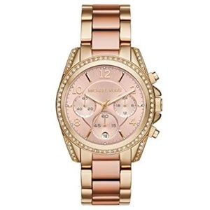 Michael Kors Women's Blair Two-Tone watch